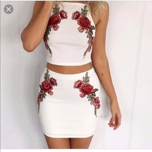 Dresses & Skirts - Cute two piece outfit